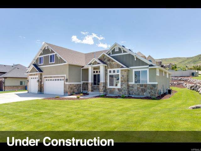 1034 W River Pass Cv S #3, South Jordan, UT 84095 (#1644892) :: Doxey Real Estate Group
