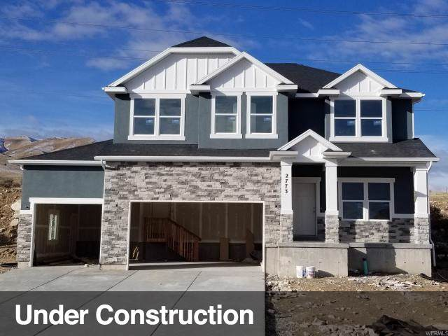 2773 S Sunrise Peak Cir, Saratoga Springs, UT 84045 (#1645058) :: Red Sign Team