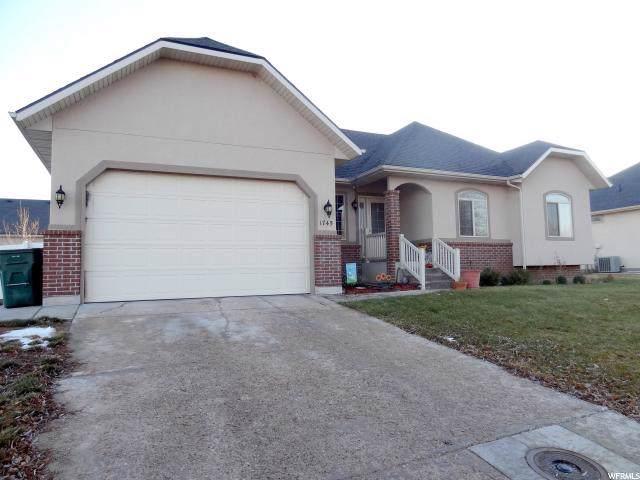 1745 W 575 S, Vernal, UT 84078 (#1645074) :: Bustos Real Estate | Keller Williams Utah Realtors