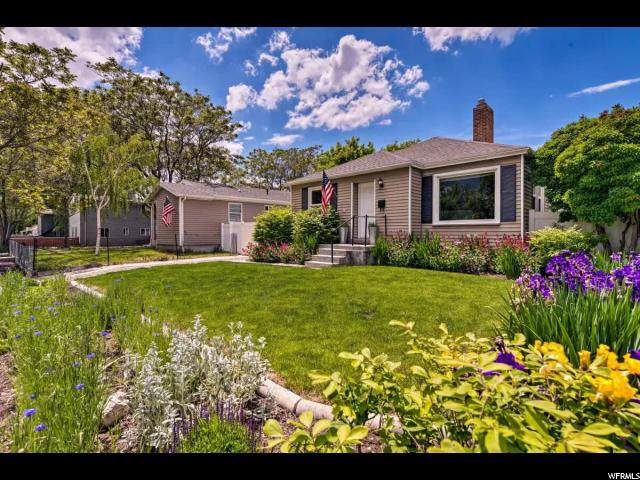 565 N Dexter St W, Salt Lake City, UT 84116 (#1645147) :: Doxey Real Estate Group