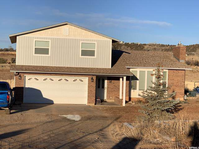 1887 N North Blue Mountain Rd, Blanding, UT 84511 (#1645189) :: Bustos Real Estate | Keller Williams Utah Realtors