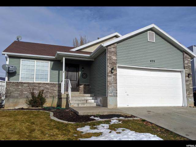 429 W 225 N, Clearfield, UT 84015 (#1645244) :: Red Sign Team