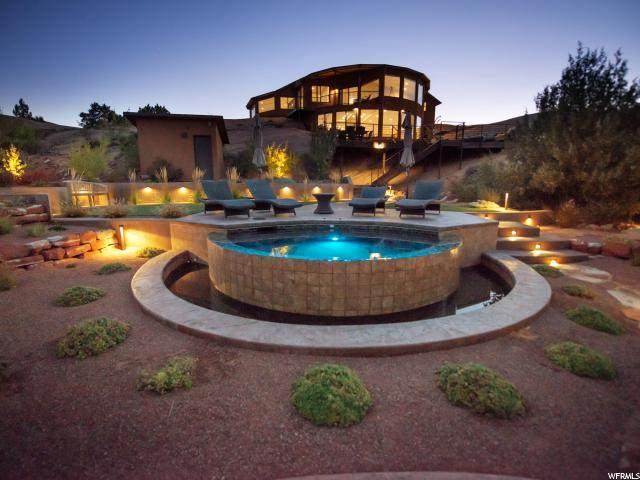 2045 S Navajo Hts, Moab, UT 84532 (#1645362) :: Big Key Real Estate