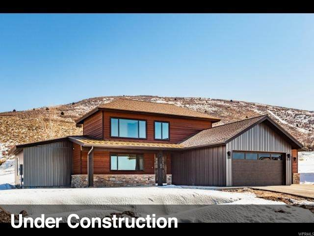 498 Thorn Creek Dr #62, Kamas, UT 84036 (#1645751) :: goBE Realty