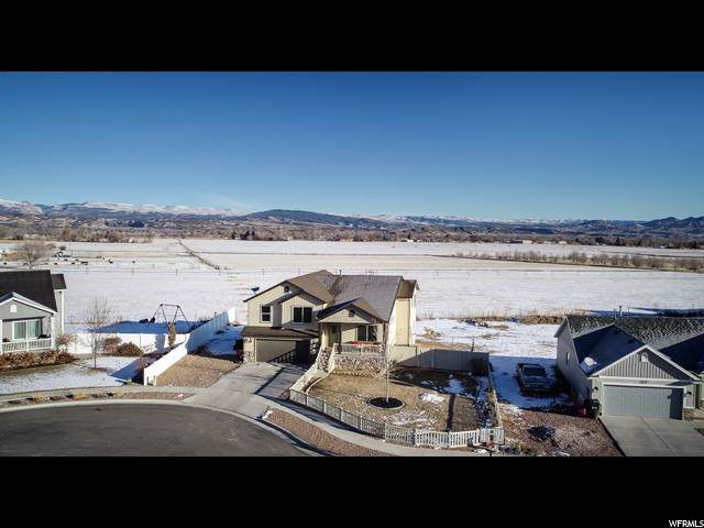 3014 W 250 S, Vernal, UT 84078 (#1645753) :: Bustos Real Estate | Keller Williams Utah Realtors