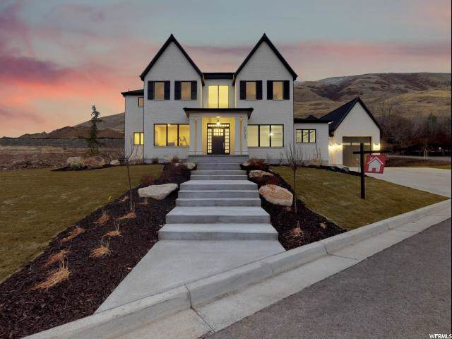 13133 S Running Bear Ln, Draper, UT 84020 (#1646255) :: Von Perry | iPro Realty Network