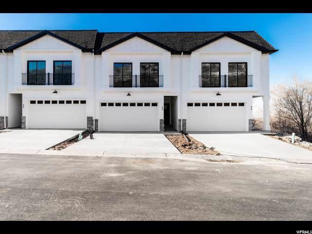 185 E Mccall Ln #6, Farmington, UT 84025 (MLS #1646388) :: Lookout Real Estate Group