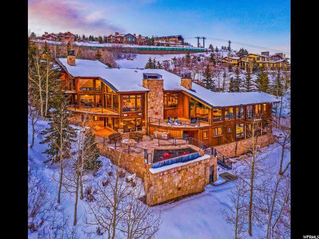9925 N Summit View Dr, Park City, UT 84060 (#1646871) :: Bustos Real Estate | Keller Williams Utah Realtors