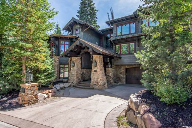 2364 W Red Pine Rd, Park City, UT 84098 (#1646981) :: Colemere Realty Associates