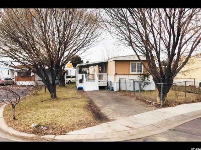 705 S Redwood Rd #49, Salt Lake City, UT 84104 (#1647343) :: Exit Realty Success