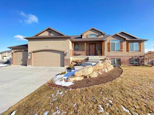 4962 S 5050 W, Hooper, UT 84315 (#1647452) :: Big Key Real Estate