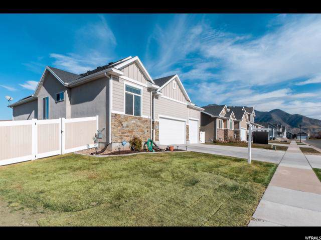 608 E Peterson Pkwy, South Weber, UT 84405 (#1647536) :: Doxey Real Estate Group