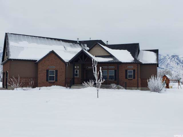 4025 W 3770 S, Wellsville, UT 84339 (#1647641) :: Exit Realty Success