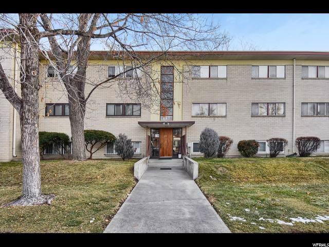 636 N Oakley St C106, Salt Lake City, UT 84116 (#1647874) :: Exit Realty Success