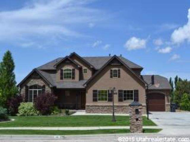 141 E Chateau Dr, Perry, UT 84302 (#1648836) :: The Fields Team