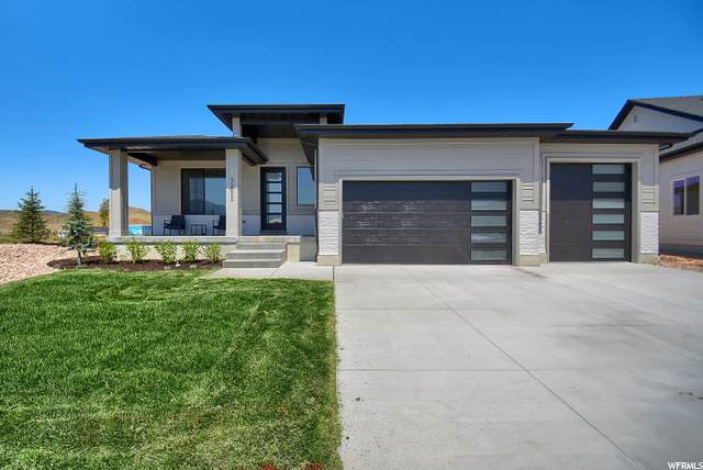 3252 W Harvard Dr #101, Mountain Green, UT 84050 (#1648925) :: Big Key Real Estate
