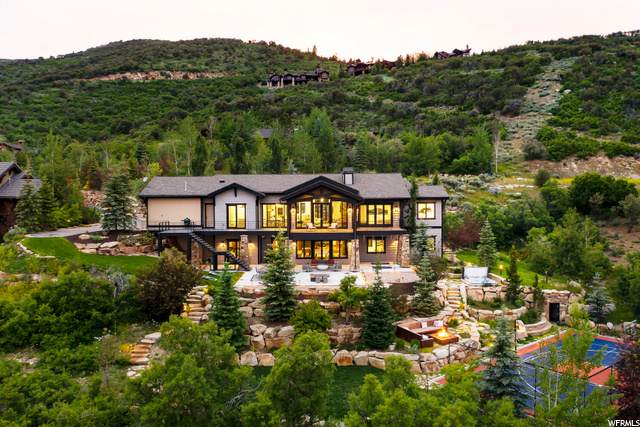 4845 Bear View Dr, Park City, UT 84098 (MLS #1649212) :: High Country Properties