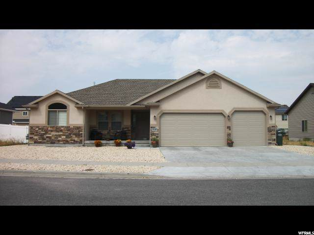 1148 S 1010 W, Tooele, UT 84074 (#1649472) :: Red Sign Team