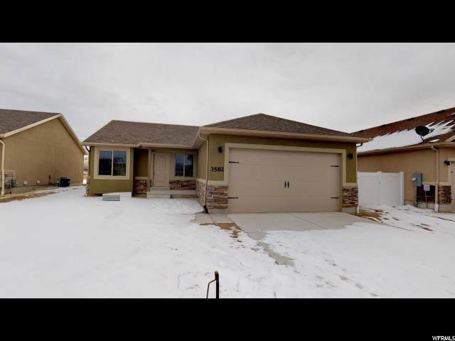 3582 N Willy Way #102, Eagle Mountain, UT 84005 (#1649576) :: Red Sign Team