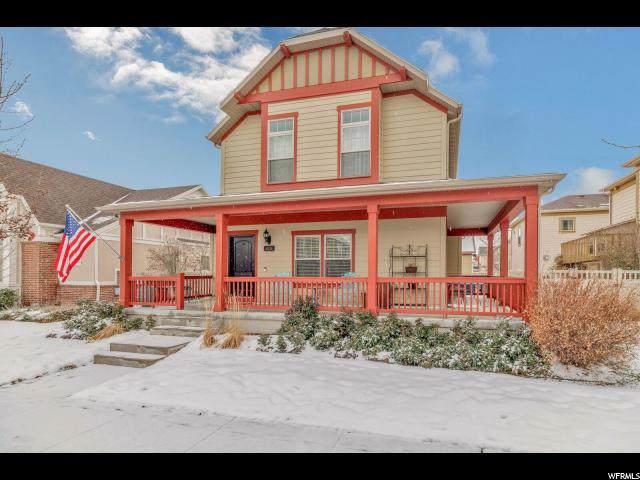 4221 W Degray Dr, South Jordan, UT 84009 (#1649651) :: Bustos Real Estate | Keller Williams Utah Realtors