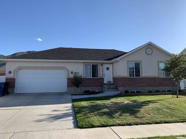 2416 E 1610 S, Spanish Fork, UT 84660 (#1649704) :: Big Key Real Estate