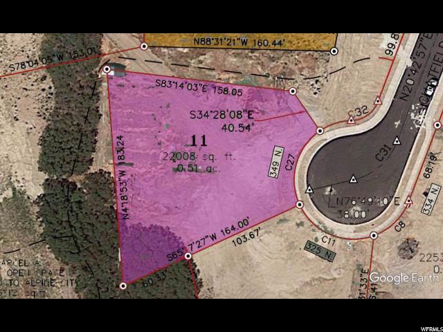 349 N Devey Cir Rd W, Alpine, UT 84004 (#1649711) :: Bustos Real Estate   Keller Williams Utah Realtors