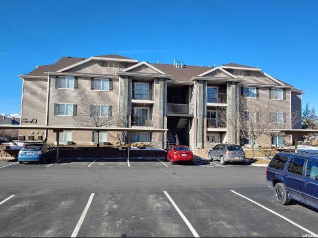 8196 N Cedar Springs Rd Bldg Q #4, Eagle Mountain, UT 84005 (#1649840) :: The Fields Team