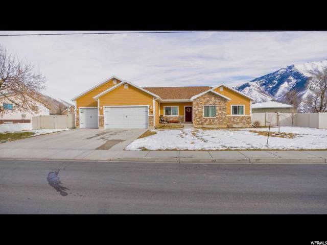 558 N 300 W, Mapleton, UT 84664 (#1649866) :: The Fields Team
