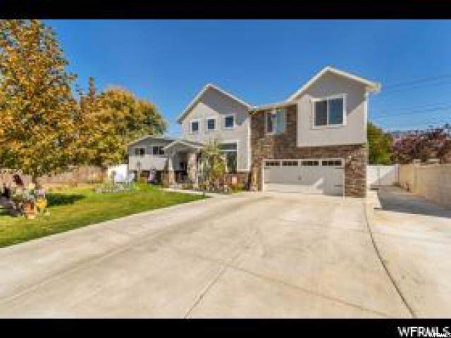 1279 E Lillie Cir S, Murray, UT 84121 (#1649905) :: Bustos Real Estate | Keller Williams Utah Realtors