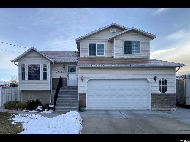 2441 W 3300 N, Farr West, UT 84404 (MLS #1649935) :: Lawson Real Estate Team - Engel & Völkers