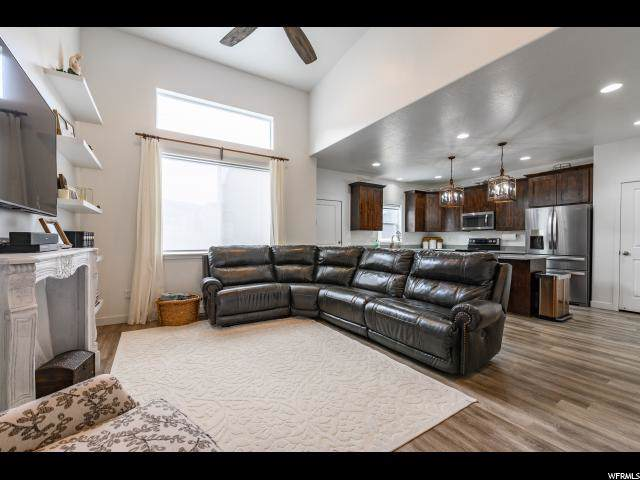 7041 N Mountain Field Dr E, Eagle Mountain, UT 84005 (#1650116) :: Red Sign Team