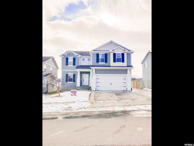 4994 E Oakwood Dr, Eagle Mountain, UT 84005 (#1650137) :: The Fields Team