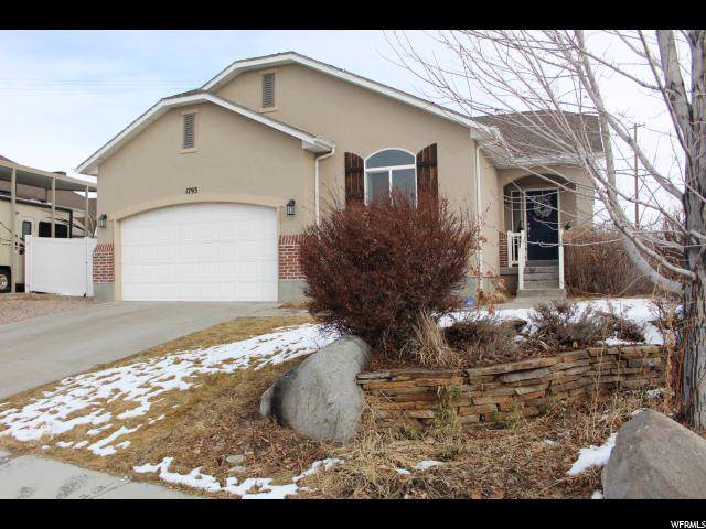 1793 S Chris Cir E, Clearfield, UT 84015 (#1650175) :: Red Sign Team