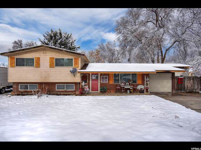 352 W 2725 S, Bountiful, UT 84010 (#1650232) :: Exit Realty Success