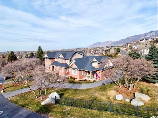 2133 E Birch Hollow Cv S, Draper, UT 84020 (#1650337) :: Big Key Real Estate