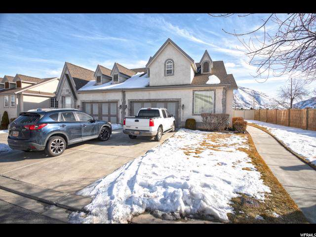 1353 S Somerset Dr, Spanish Fork, UT 84660 (#1650340) :: Doxey Real Estate Group