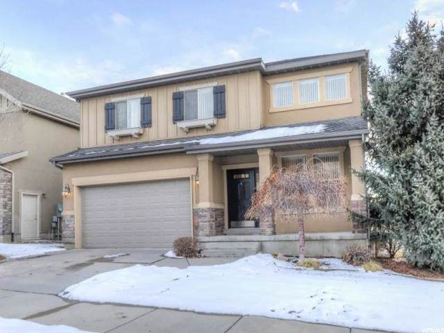 1420 E Firelight Way, Sandy, UT 84092 (#1650470) :: The Fields Team