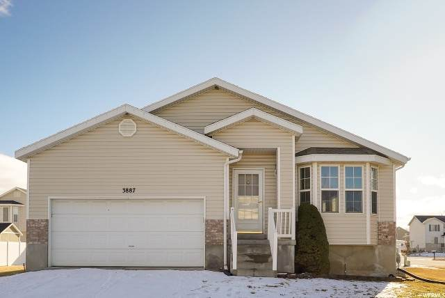 3887 Augusta Dr, Syracuse, UT 84075 (MLS #1650575) :: Lookout Real Estate Group