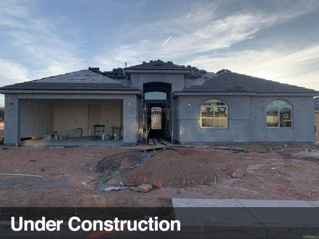 2570 Gritton St B-92, Hurricane, UT 84737 (#1650626) :: Bustos Real Estate | Keller Williams Utah Realtors