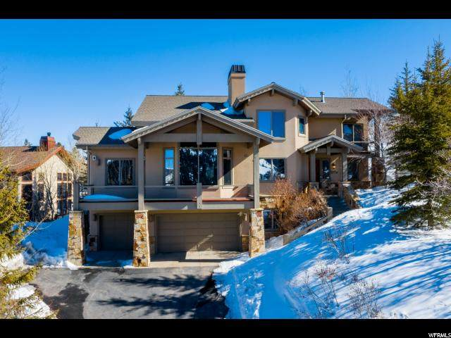 7129 Canyon Dr #96, Park City, UT 84098 (#1650801) :: Utah Best Real Estate Team | Century 21 Everest