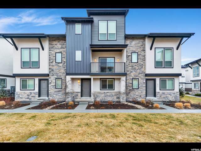 575 W Lewski Ln S E-2, Bluffdale, UT 84065 (#1651050) :: Doxey Real Estate Group