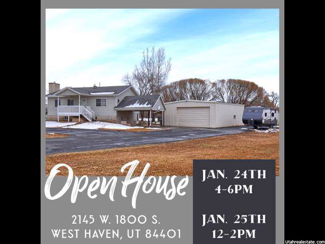 2145 W 1800 S, West Haven, UT 84401 (#1651259) :: Red Sign Team