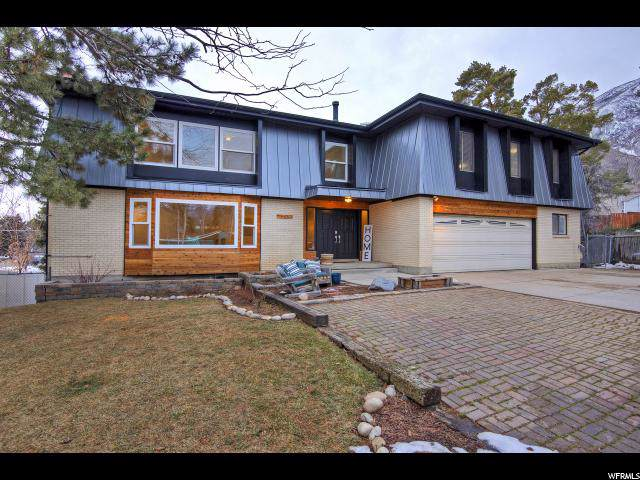 3509 E Kings Hill Dr S, Cottonwood Heights, UT 84121 (#1651558) :: goBE Realty