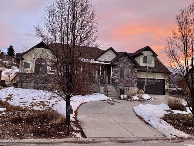38 E Goosenest Dr, Elk Ridge, UT 84651 (#1651573) :: Bustos Real Estate   Keller Williams Utah Realtors