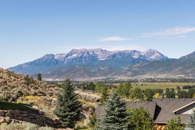 1777 N Cove Springs Way, Heber City, UT 84032 (MLS #1651942) :: High Country Properties
