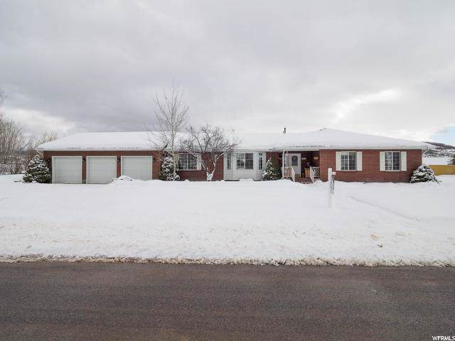 2850 Highland Loop Cir E, Kamas, UT 84036 (#1651958) :: Red Sign Team