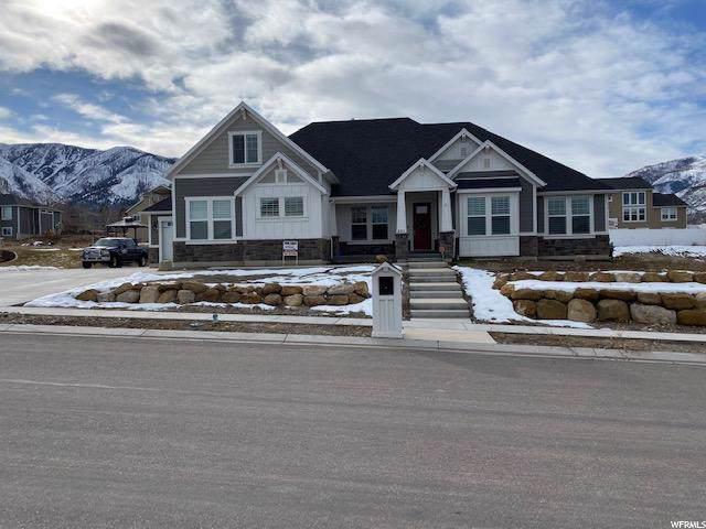 251 W Hayden Cir N, Elk Ridge, UT 84651 (#1652634) :: Bustos Real Estate   Keller Williams Utah Realtors