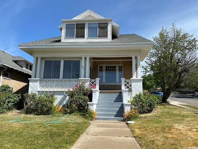 637 E 10TH Ave, Salt Lake City, UT 84103 (#1652639) :: Colemere Realty Associates