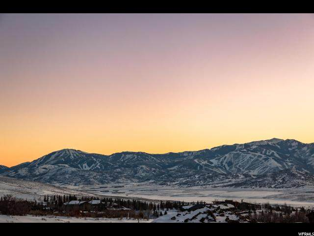 3867 Pinnacle Sky Loop #4, Park City, UT 84098 (#1653009) :: McKay Realty