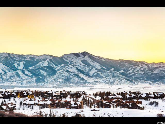 8250 Reflection Pt, Park City, UT 84098 (MLS #1653095) :: High Country Properties